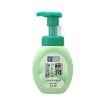 Rohto Hada Labo Gokujun Hyaluronic Cleansing Foam Pearl Barley 160ml