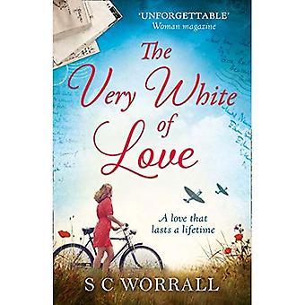 El muy blanco del amor: la historia de amor verdadero desgarrador a leer en el año 2019.