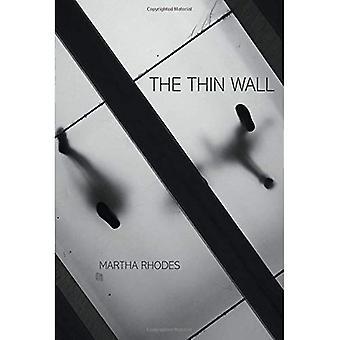 Den tunna väggen (Pitt poesi-serien)