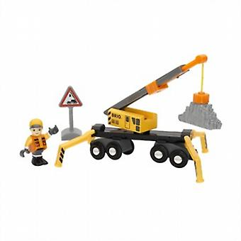 BRIO Mega kraan & Load Kit 33734