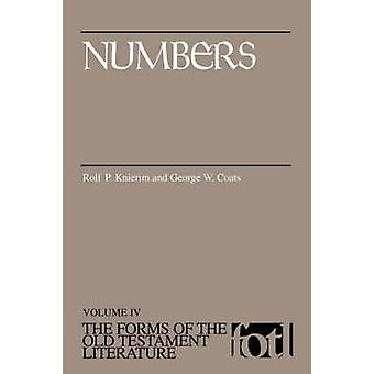 Numbers by Coats & George W.