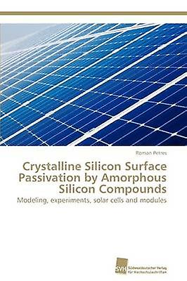 Crystalline Silicon Surface Passivation by Amorphous Silicon Compounds by Petres Roman