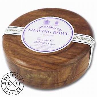 D R Harris Shaving Soap Bowl in lavanda (100g)