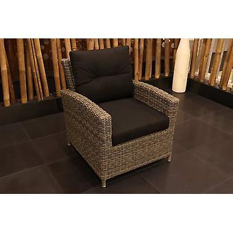 Cozy Garden Orient Bay loungestoel - bruin