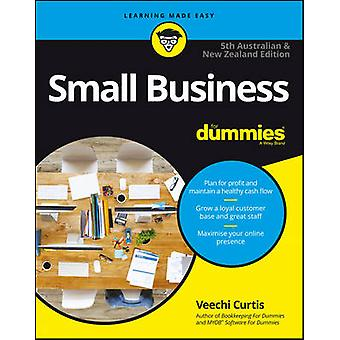 Small Business For Dummies by Veechi Curtis - 9780730326694 Book