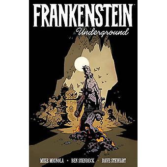 Frankenstein Underground by Mike Mignola - 9781616557829 Book