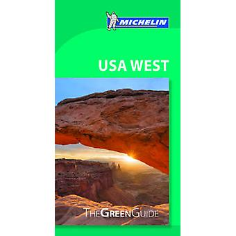 USA West Green Guide (5th Revised edition) - 9782067212541 Book