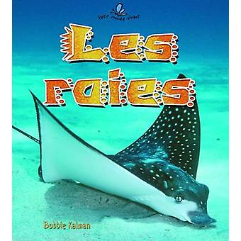 Les Raies by Rebecca Sjonger - 9782895792277 Book