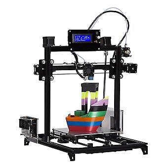 Flsun Prusa i3 DIY Desktop 3D-printer Kit 200x200x220mm afdrukformaat met Automatische nivellering