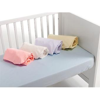 Interbaby Poplin Crib Bajera (Textile , Child's , Linens)