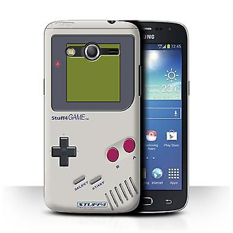 STUFF4 Case/Cover for Samsung Galaxy Core 4G/G386W/Nintendo Game Boy/Games Console
