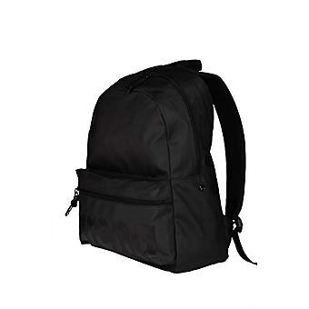 Arena Team All Black 30-litre Sports School Backpack - Black (Black) - One Size