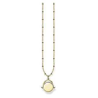 Thomas Sabo silver damer hänge-LBKE0003-413 -12-L45v
