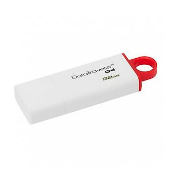 Pendrive Kingston FAELAP0240 DTIG4 32 GB USB 3.0 white red