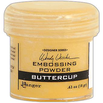 Wendy Vecchi Embossing Powders 1oz-Buttercup WEP-45717
