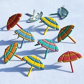 Eyelet Outlet Brads Beach Umbrella 12 Pkg Qbrd 108