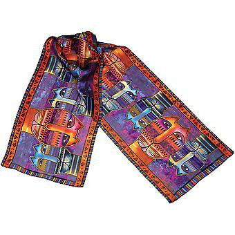 Laurel Burch Scarves Three Amigos Lbs2 192