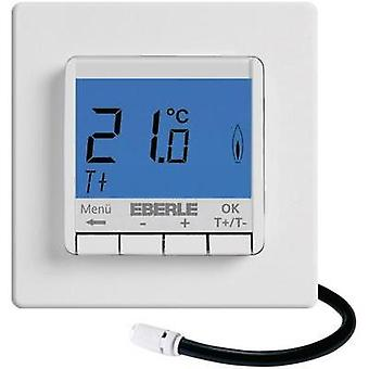 Room thermostat Flush mount 5 up to 30 °C Eberle