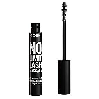 Gosh Copenhagen Mascara No Limit Lash Black (Woman , Makeup , Eyes , Mascara)