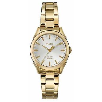 Timex Womans Chesapeake Gold Tone Strap TW2P81800 Watch