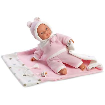 Llorens Aitana With Blanket (Kids , Toys , Dolls , Babies And Accessories , Dolls)