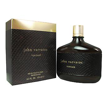 John Varvatos Vintage for mænd 4,2 oz 125 ml EDT Spray