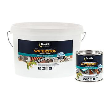 Bostik Waterproofing Membrane Bote 1 Kg Grey (DIY , Construction , Seal)