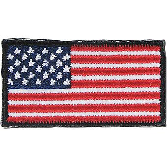 Iron-On Appliques-American Flag A001300-215