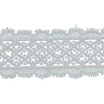 Picot Galloon Venice Lace Trim 1-3/4