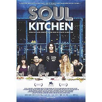 Soul Kitchen filmposter (11 x 17)