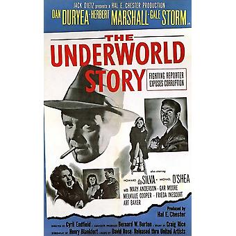 The Underworld Story Movie Poster (11 x 17)