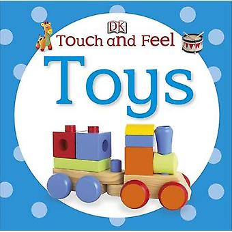 Touch and Feel Toys by DK
