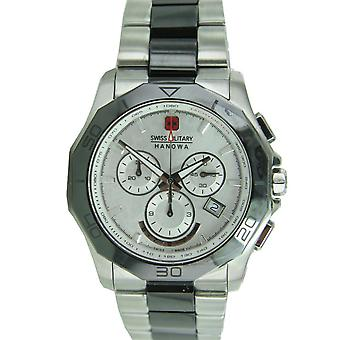 Swiss military Hanowa mens watch 06-5188.04.001.07 wrist watch