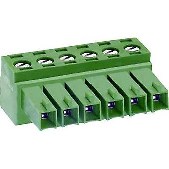 Socket enclosure - cable MC Total number of pins 12 DECA MC420-35012 Contact spacing: 3.50 mm 1 pc(s)