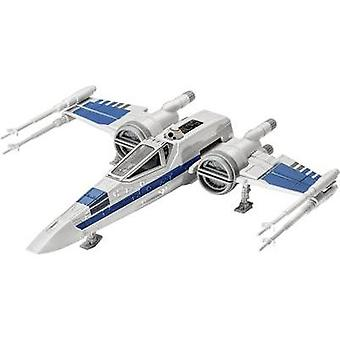Revell 06753 Star Wars Resistance X-Wing Fighter Sci-Fi spacecraft assembly kit
