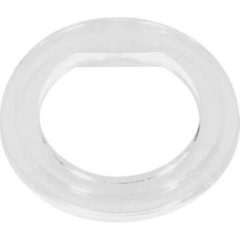 Shoulder washer Huber & Suhner 77_Z-0-0-9/-_-Z Transparent 1 pc(s)
