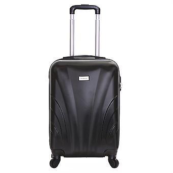 Slimbridge Ferro maleta dura de 55 cm, negro