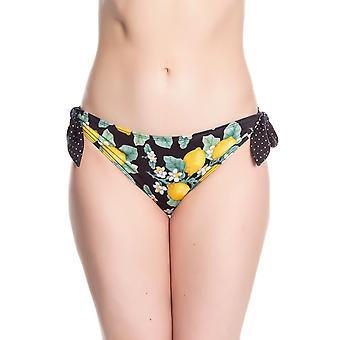 Hell Bunny limonada Bikini fondos XS