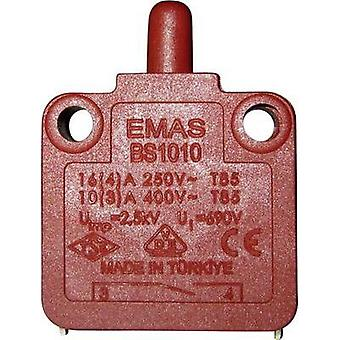 Snap-action switch 250 Vac 16 A 1 x Off/(On) EMAS
