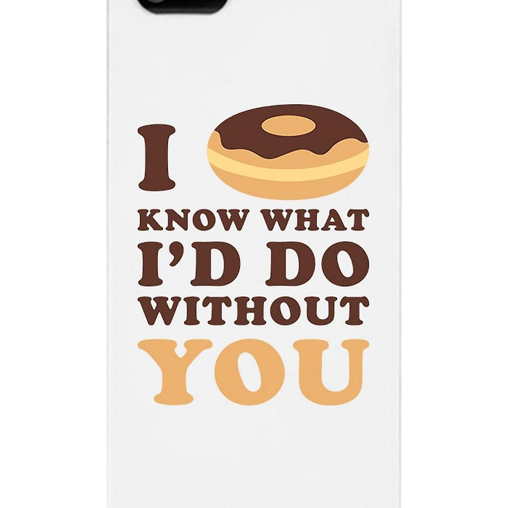 ... Mobile Phone Accessories Mobile Phone Cases I Doughnut Know Phone Case