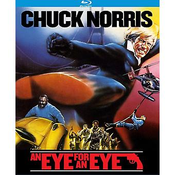 An Eye for an Eye [BLU-RAY] USA import