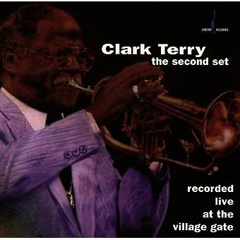 Clark Terry - Second Set [CD] USA import