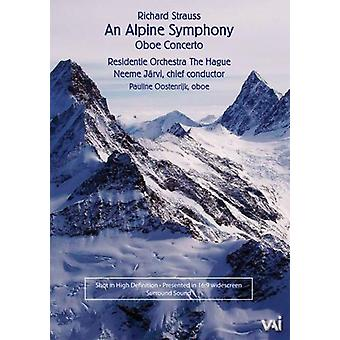 Alpine symfoni [DVD] USA import