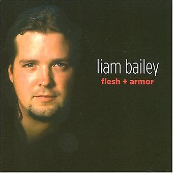 Liam Bailey - Flesh & Armor [CD] USA import