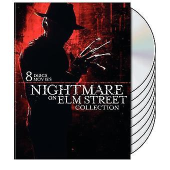 Nachtmerrie op Elm Street Collection [DVD] USA import