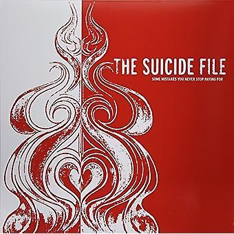 Selvmord fil - nogle fejl du aldrig stoppe betale for [Vinyl] USA import
