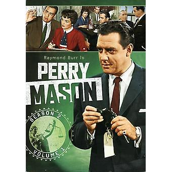Perry Mason: Vol. 1-seizoen 2 [DVD] USA importeren