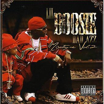 Lil Boosie - Lil Boosie: Vol. 2-Bad Azz Mixtape [CD] USA import