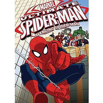 Marvel Ultimate Spider-Man: Avenging Spider-Man [DVD] USA import