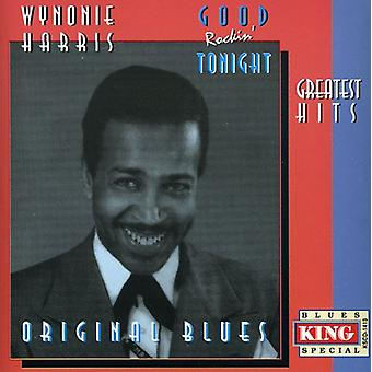 Wynonie Harris - Good Rockin ' Tonight [CD] USA import